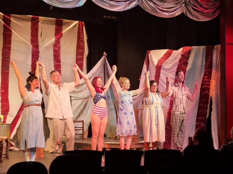 BWW Review: THE MISS FIRECRACKER CONTEST Lights Up at Desert Rose Playhouse