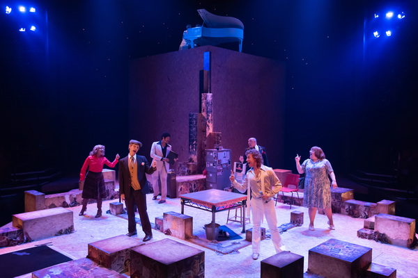 Photos: TALENT Opens Tonight at the Crucible Theatre in Sheffield