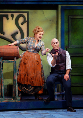 BWW Review: Attend the Tale of SWEENEY TODD in Des Moines—the Perfect Evening After a Year Without Theatre