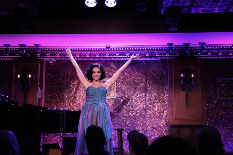 BWW Review:  Alexandra Silber Lands Like The Blue Fairy, Granting Wishes to Her Talented Friends With I WISH: THE ROLES THAT COULD HAVE BEEN at Feinstein's/54 Below