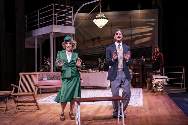 Photo Flash: First Look at ROUGH CROSSING at American Players Theatre