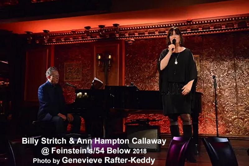 BWW Interview: Songstress/Songwriter Extraordinaire Ann Hampton Callaway Riffs on Linda, Liz, Barbra & More