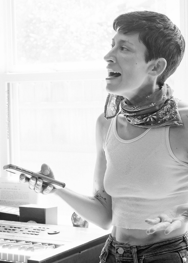 Photo Flash: In Rehearsal With (mostly)musicals' Return to Feinstein's at Vitello's