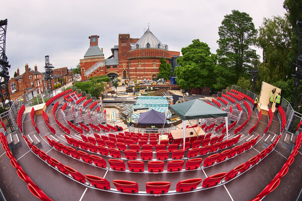 Photos: First Look at the New Lydia & Manfred Gorvy Garden Theatre