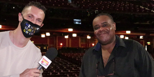 Clive Rowe Gives Sneak Peek of West End Return of THE PRINCE OF EGYPT Video