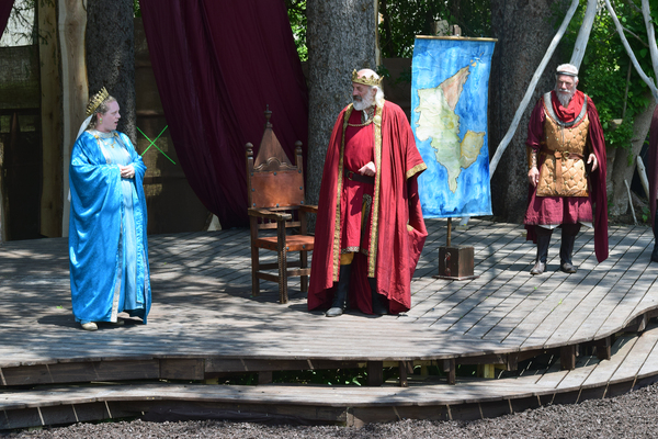 Photos & Video: KING LEAR Opens at The New Spruce Theatre
