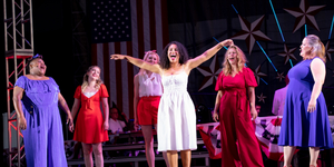 BWW Review: RED, WHITE, AND BROADWAY: A STAR STUDDED TRIBUTE TO AMERICA at Music Theatre W Photo