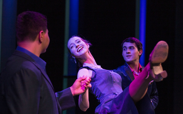 Photos: HERE WE GO AGAIN! Brings The Theatre Group at SBCC Back to Life