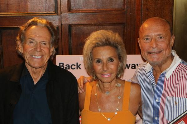 Bill Boggs, Jane Shovel and Larry Weissfeld Photo