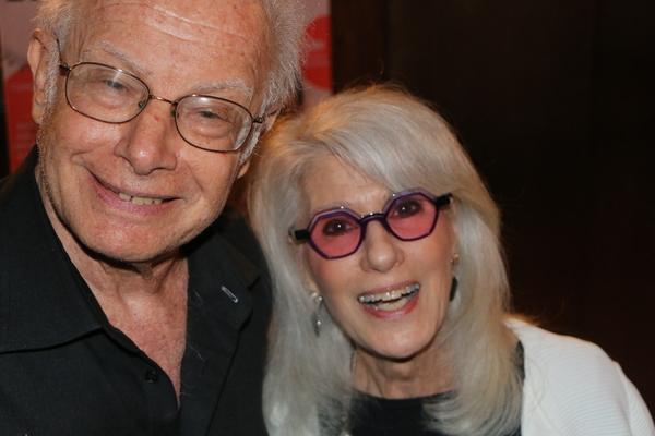 Foster Hirsch and Jamie deRoy Photo