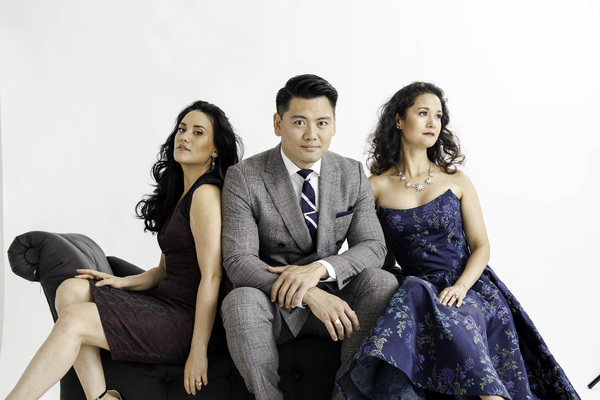 Photos: Cast of CollaborAzian's A GENTLEMAN'S GUIDE TO LOVE AND MURDER Strikes a Pose