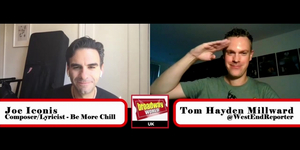 Joe Iconis Celebrates West End Debut with BE MORE CHILL Video