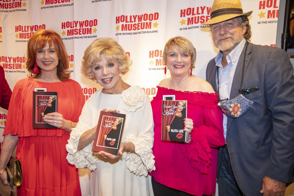 Lee Purcell, Ruta Lee, Alison Arngrim and Darby Hinton Photo