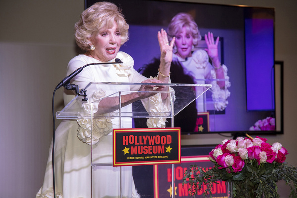 Photos: The Hollywood Museum Re-Opens with A Tribute to Ruta Lee