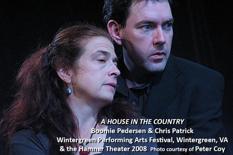 BWW Interview: Playwright Peter Coy On Building His House In The Country and Other Plays