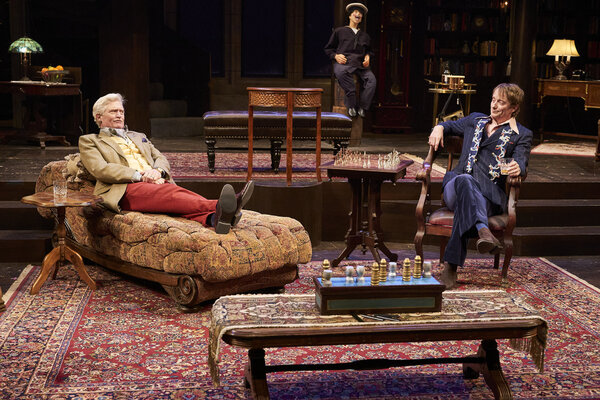 Photos: SLEUTH to be Presented at Idaho Shakespeare Festival