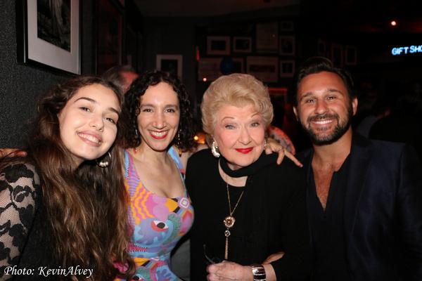 Anais Reno, Gabrielle Stravelli, Marilyn Maye, Nicolas King Photo