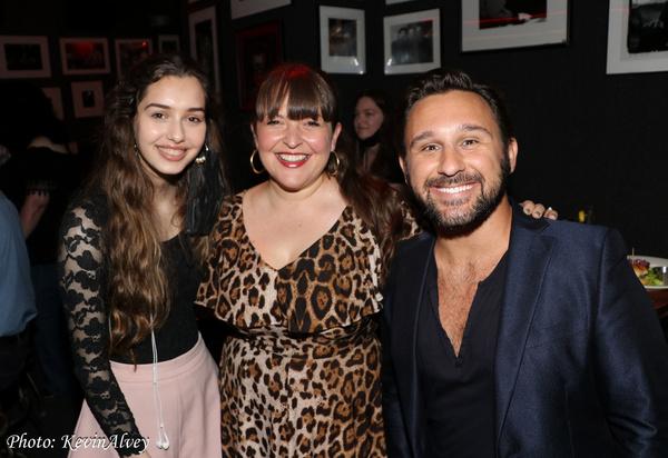 Anais Reno, Jenna Esposito, Nicolas King Photo