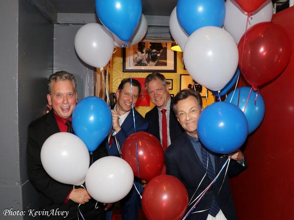 Photos: JIM CARUSO'S CAST PARTY Returns to Birdland!