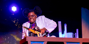 BWW Review: ANNIE JUMP AND THE LIBRARY OF HEAVEN at The Vortex Photo