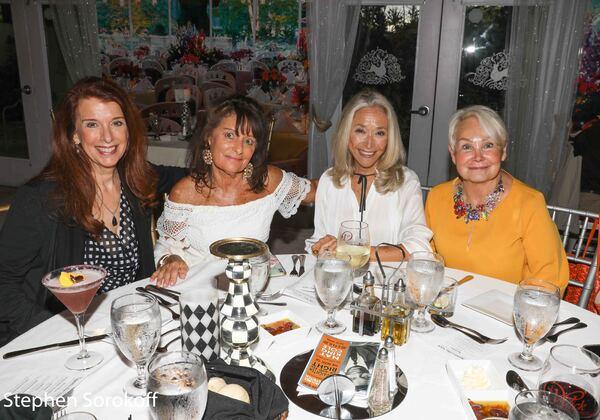 Leslie Laredo, Laura Lynn Vitale, Eda Sorokoff, Sandi Greenblatt Photo