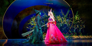 VIDEO: Get A First Look At The New Non-Replica Production of WICKED in Hamburg Photo