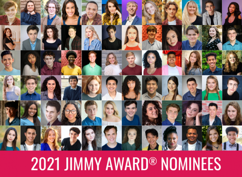 Meet the 2021 Jimmy Awards Nominees- Part 2