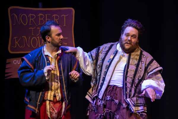 Photos: First look at Hilliard Arts Council's SOMETHING ROTTEN