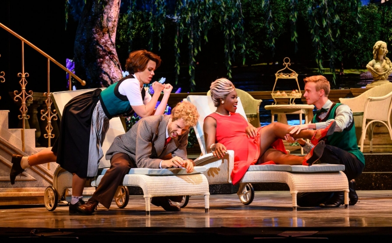 BWW Review: THE SOUND OF MUSIC – A HEAVENLY PRODUCTION!⭐️⭐️⭐️⭐️ at Circustheater Scheveningen