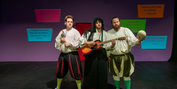 BWW Review: THE COMPLETE WORKS OF WILLIAM SHAKESPEARE (ABRIDGED) at Apprentice Productions Photo