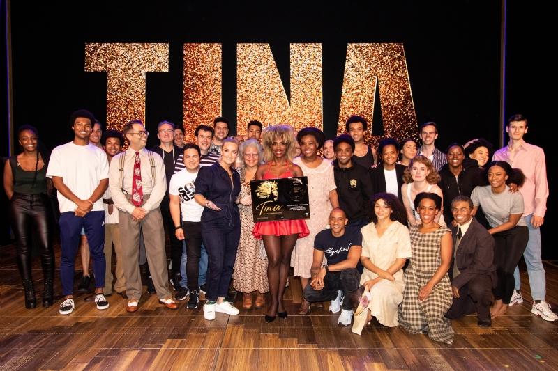 BWW Feature: SAMANTHA STEENWIJK VERRAST CAST TINA - DE TINA TURNER MUSICAL MET EERSTE EXEMPLAAR NEDERLANDS CASTAL at Beatrix Theater Utrecht