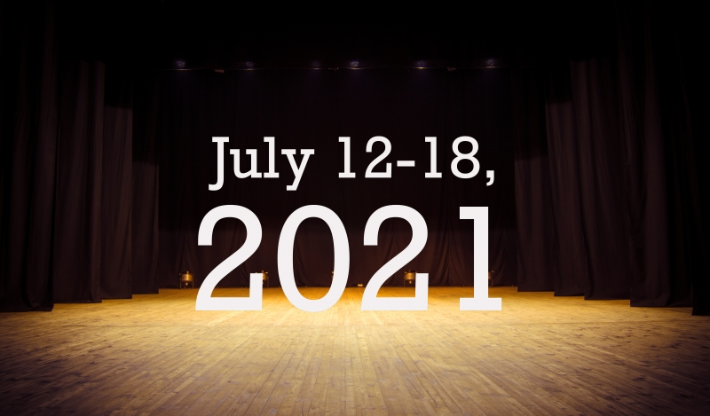 Virtual Theatre This Week: July 12-18, 2021- with The Jimmy Awards, Next on Stage: Dance Edition, and More!