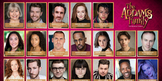 Full Cast Announced for UK & Ireland Tour of THE ADDAMS FAMILY Photo