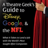 BWW Review: A THEATRE GEEK'S GUIDE TO DISNEY, GOOGLE & THE NFL at Book Review Photo