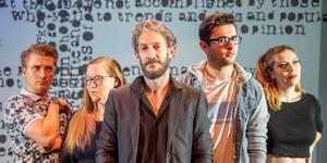 BWW Review: SEMINAR at Hatbox Theatre Photo