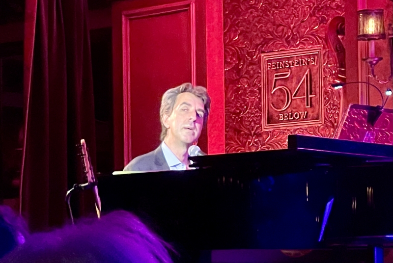 BWW Review: JASON ROBERT BROWN Searches for Hope in  Uncertain Times at 54 Below