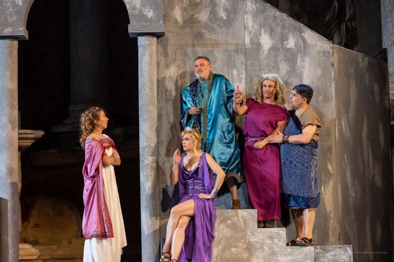 MERCADO DE AMORES se presenta en el Festival Internacional de Teatro Clásico de Mérida 2021