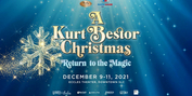A KURT BESTOR CHRISTMAS - RETURN TO THE MAGIC is Heading to the Eccles Theater Photo