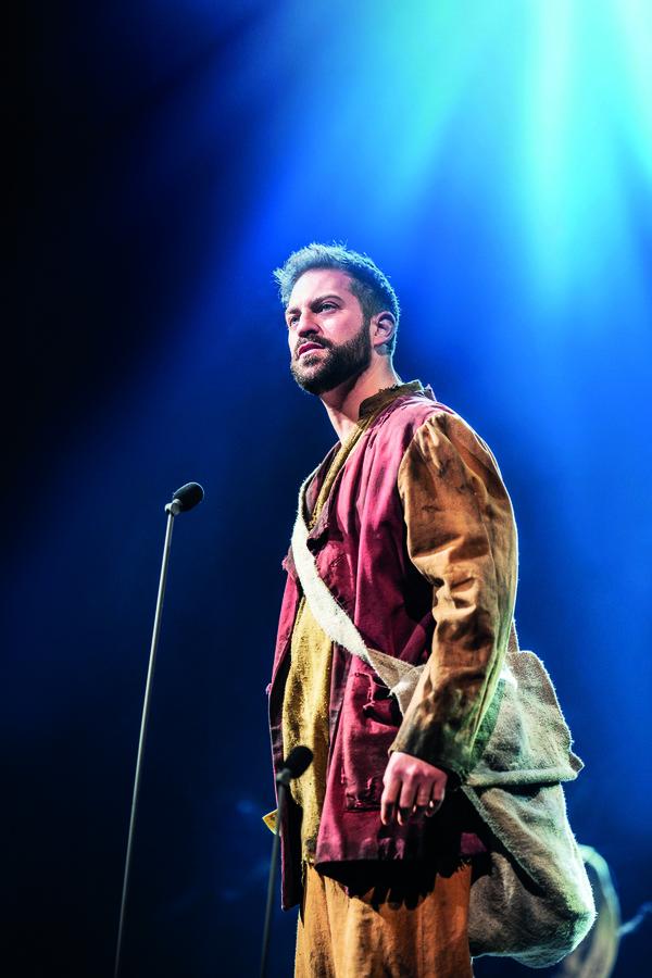 Les Miserables Staged Concert Revival