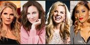 Kelli O'Hara, Laura Benanti, Megan Hilty and Jennifer Holliday Join Diamond Series at Fein Photo