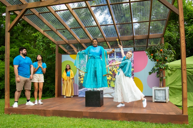 BWW Review: FAIRY TALES IN THE SUN at Adventure Theatre MTC