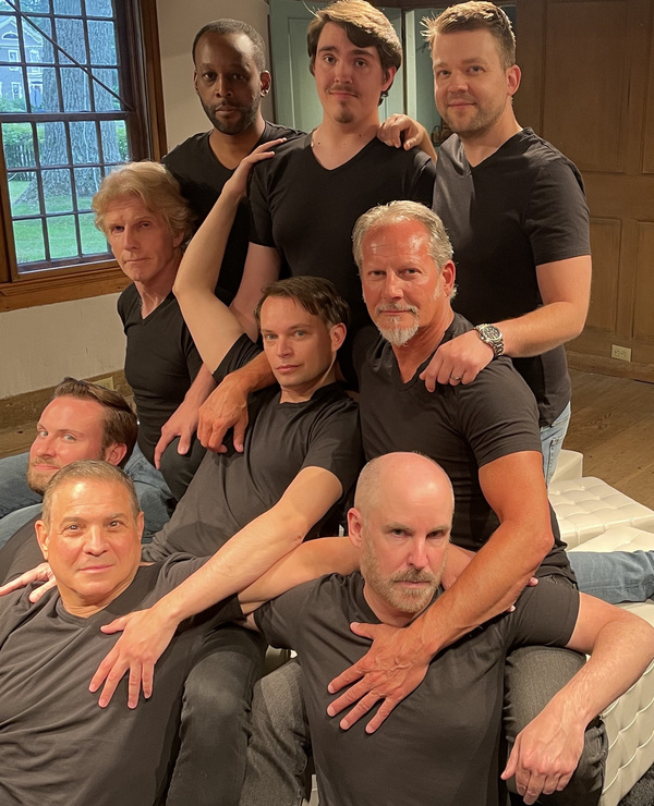 Photos: THE BOYS IN THE BAND Opens at Madison Lyric Stage