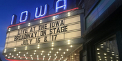 BROADWAY AT THE IOWA Concert Runs This Weekend at the Iowa Theater Photo