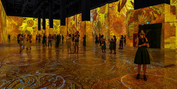 Construction Delays Force IMMERSIVE VAN GOGH To Push Opening to September 15 on the Las Ve Photo