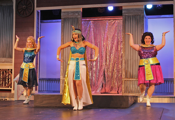 Photos: Cortland Repertory Theatre Presents THE HONKY TONK ANGELS
