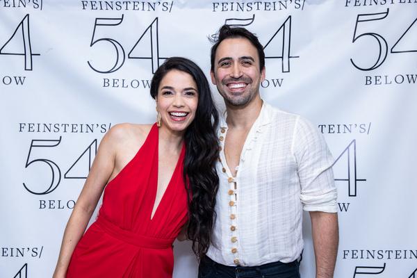 Arielle Jacobs and J.J. Caruncho Photo