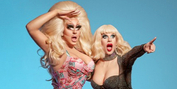 TRIXIE AND KATYA LIVE! Announced at the Eccles Center Photo