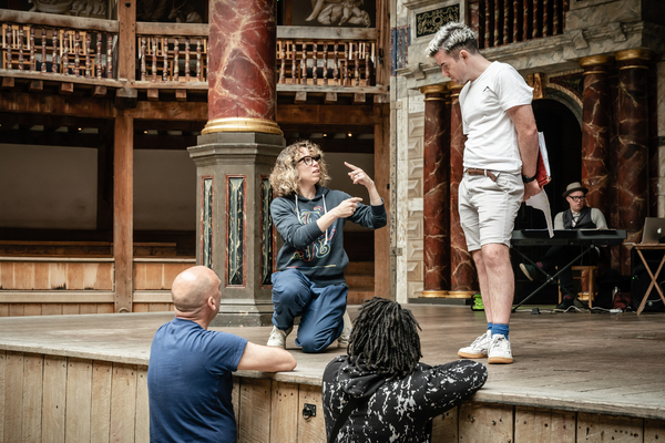 Photos: TWELFTH NIGHT Prepares to Take the Stage at Shakespeare's Globe