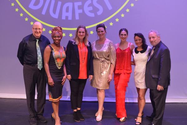 Eugene Gwozdz, Darlesia Cearcy, Lisa Reiber, Lisa Howard, Biance Marroquin, Rona Figu Photo