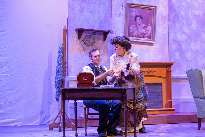 BWW Review: A GENTLEMAN'S GUIDE TO LOVE AND MURDER at Osceola Arts